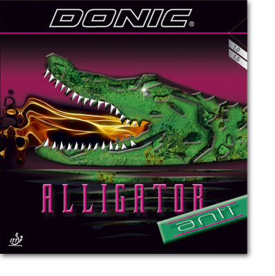 Donic Alligator Anti Quot Anti Spin Quot Alligator Def Quot Long Pips