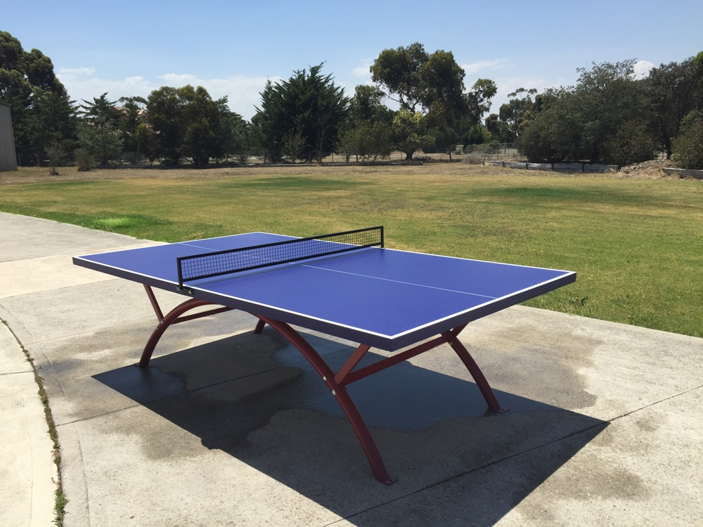 Rainbow outdoor smc table tennis table - Weatherproof table tennis table ...