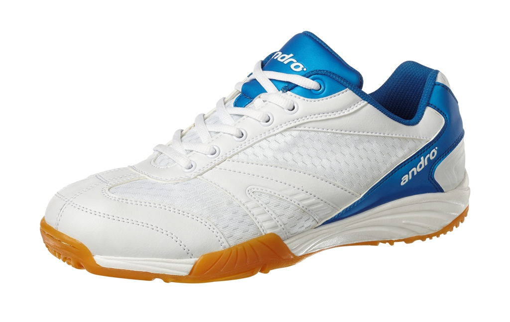 Andro Alpha Step Table Tennis Shoes Blue